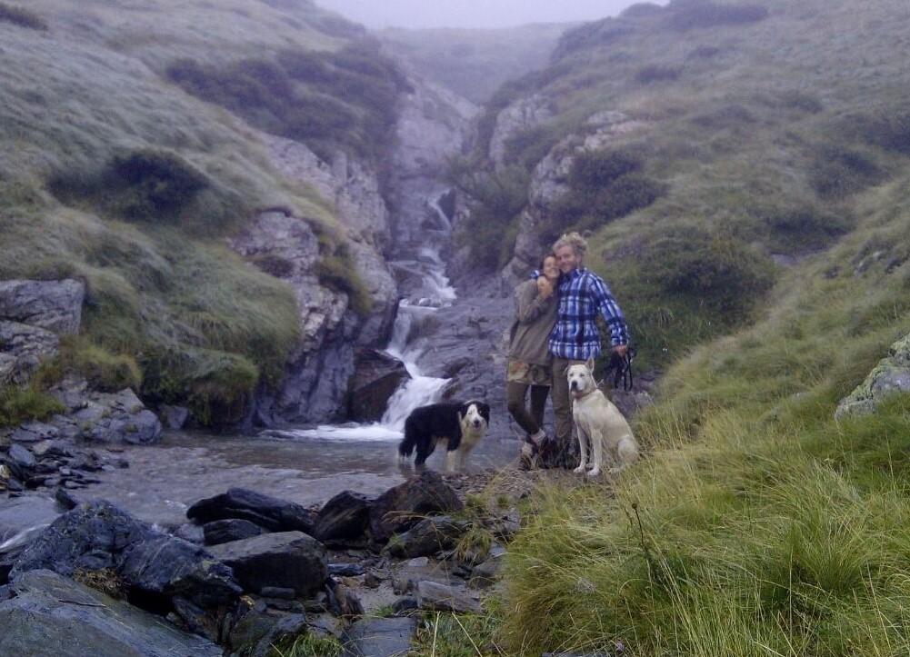 Didi's Doggies Trails, een trektocht voor uw hond